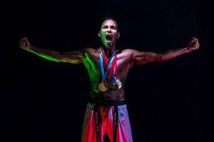 El karateca Andrés Madera reveló su entrenamiento para los JJOO y mucho más (Video)