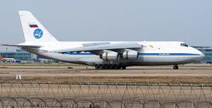 Avión ruso descendió en Maiquetía antes de llevar ayuda humanitaria a Cuba