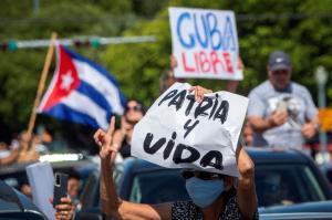 ONU se mantiene vigilando lo que ocurre en Cuba y pide respeto a la libertad de expresión