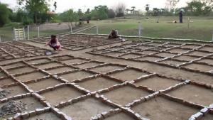 """Misterioso hallazgo en India: La ciudad antigua que """"murió"""" hace dos mil años"""
