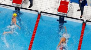 Sorpresa en natación: Titmus fue más rápida que Ledecky y logró oro en 400 metros libres