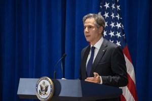 Blinken urgió al régimen cubano a respetar los derechos humanos de la población