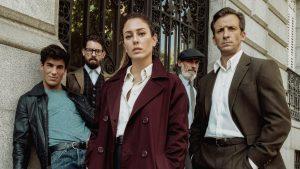La producción que se estrenará en Netflix y que habría salido de la corrupción roja, rojita