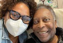 Hija de Pelé reveló nuevos detalles sobre el estado de salud del astro brasileño