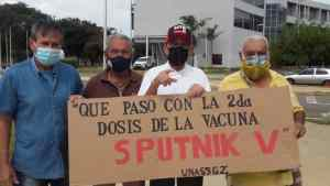 Desde el 27 de septiembre activarán plan de vacunación para la segunda dosis de Sputnik V en Zulia