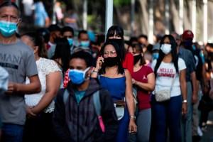 Venezuela, a mayor número de casos de Covid-19, más flexibilización de medidas