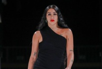 Lola, la hija de Madonna que se afianza como modelo