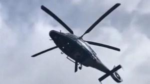 Un helicóptero cargado de dinero realiza un aterrizaje de emergencia en Libia