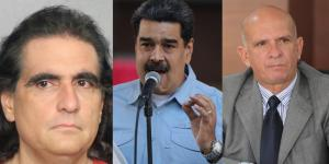"""El Tiempo: Saab, """"El Pollo"""" Carvajal y la enfermera de Chávez: ¿los verdugos de Maduro?"""