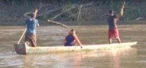 Pescadores localizaron el cadáver de un agricultor arrastrado por la corriente del río Guanare (Foto)