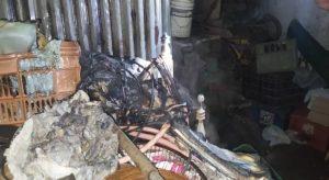 Descarga eléctrica destruyó por completo los estudios de una emisora de radio en Apure (FOTOS)
