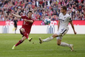 El Bayernmás líder que nunca en la Bundesliga tras golear al Hoffenheim