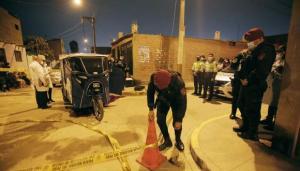 Sicario se hizo pasar por un pasajero y asesinó con cuatro balazos a un mototaxista en Perú