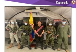"""Alias """"Otoniel"""", el narcotraficante más buscado de Colombia, termina su carrera"""