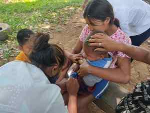 En Amazonas la vacunación contra el Covid-19 sigue por debajo del promedio nacional