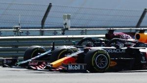 La maniobra de Verstappen que generó la reacción de Hamilton antes de un nuevo incidente en la F1