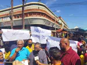 """Comerciantes del centro de Maracaibo están cansados de la """"matraca"""" policial"""