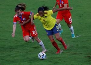 Colombia, sede de la novena edición de la Copa América femenina 2022