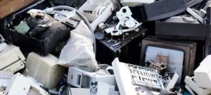 La basura electrónica en 2021 tendrá más peso que la Gran Muralla china