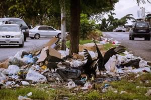 Constante quema de basura en Puerto Ordaz afecta a los pacientes con Covid-19