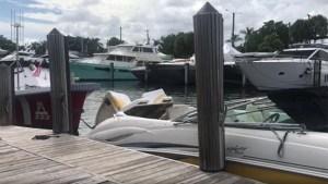 Al menos seis personas hospitalizadas tras la explosión de un barco en Dania Beach, Florida