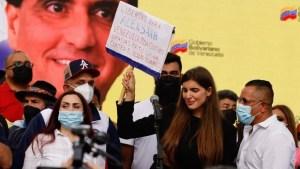 ABC: Camilla Fabri, la modelo que encandiló a Alex Saab