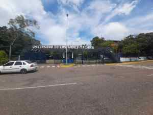 La ULA Táchira, azotada por el hampa y guarida de indigentes