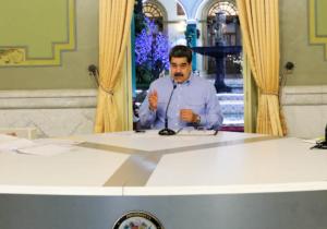 """Maduro llamó a """"unificar"""" tasas de exportación de productos en aeropuertos"""