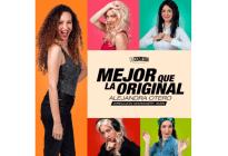 """""""Mejor que la original"""", nuevo show de Alejandra Otero"""