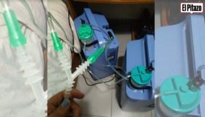 Sin electricidad ni oxígeno: La travesía de una madre con coronavirus